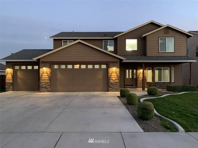 318 NE G Street, Quincy, WA 98848 (MLS #1842105) :: Nick McLean Real Estate Group