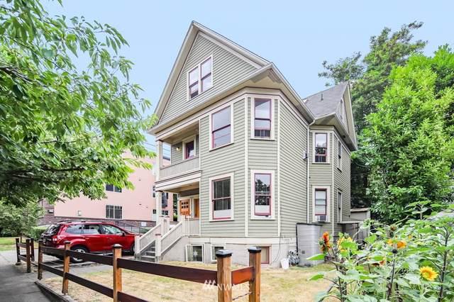 1611 E Spring Street, Seattle, WA 98122 (#1842163) :: McAuley Homes