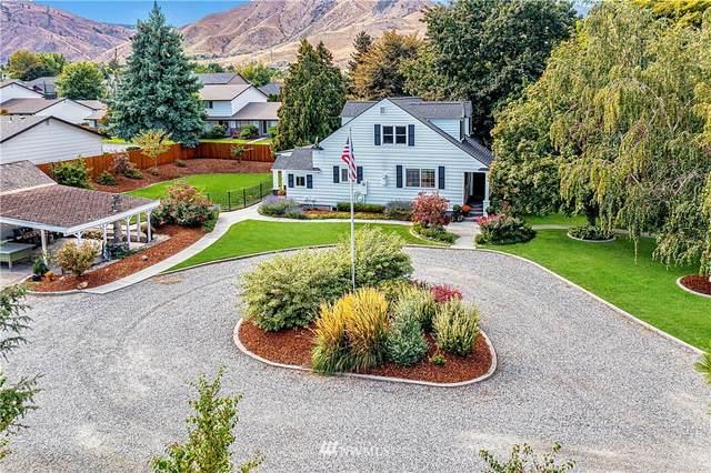 1503 Washington Street, Wenatchee, WA 98801 (MLS #1842263) :: Brantley Christianson Real Estate