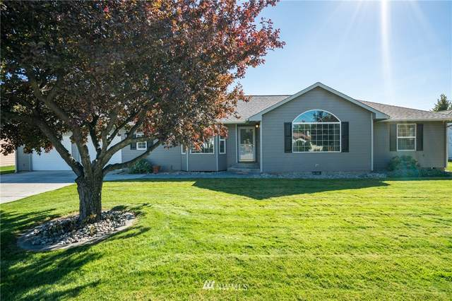 120 O St Sw, Quincy, WA 98848 (#1842267) :: Better Properties Lacey