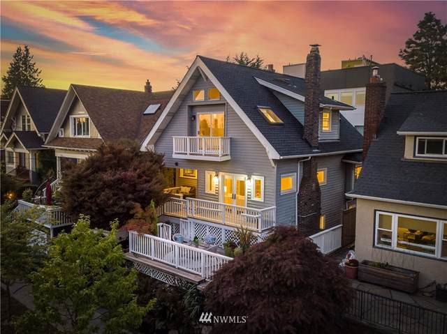 2308 N 44th Street, Seattle, WA 98103 (#1842344) :: Franklin Home Team