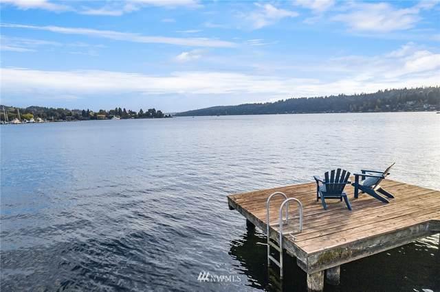 11055 SE Lake Road, Bellevue, WA 98004 (#1842350) :: Ben Kinney Real Estate Team