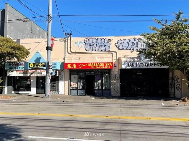 1212 S Jackson Street, Seattle, WA 98144 (#1842354) :: Pacific Partners @ Greene Realty