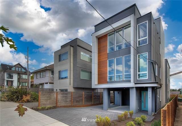 4418 Linden Avenue N, Seattle, WA 98103 (#1842361) :: Pacific Partners @ Greene Realty
