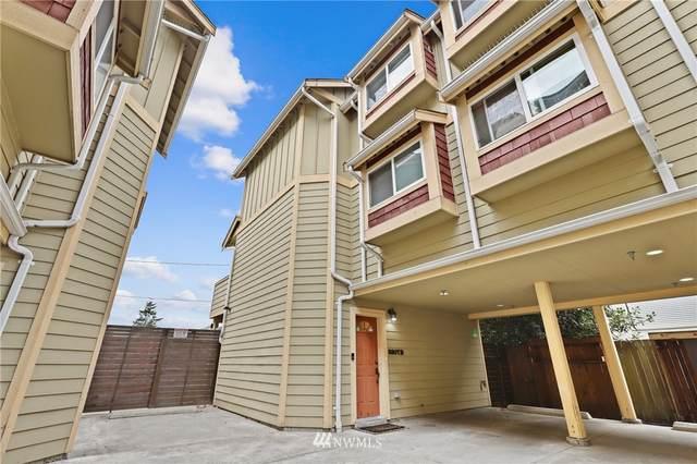8807 Delridge Way SW B, Seattle, WA 98106 (#1842377) :: The Shiflett Group