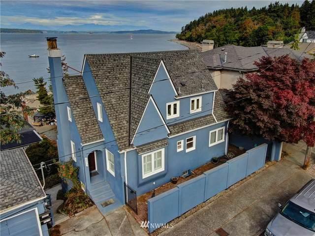 8815 Fauntleroy Way SW, Seattle, WA 98136 (#1842447) :: Franklin Home Team