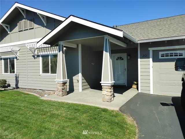 803 #201 S Willow Street #201, Ellensburg, WA 98926 (#1842490) :: Icon Real Estate Group