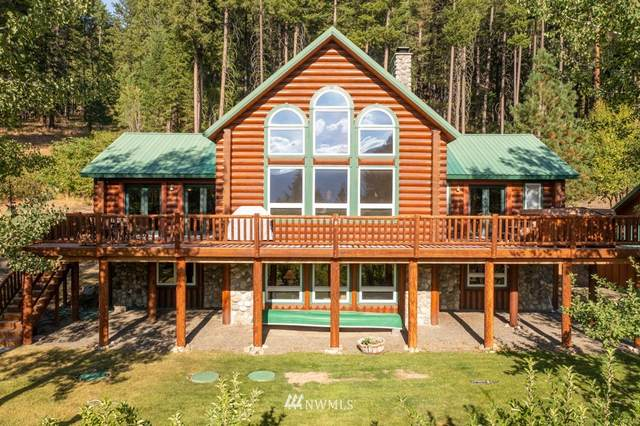 16885 Camp 12 Road, Leavenworth, WA 98826 (#1842516) :: Franklin Home Team