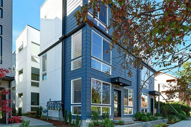 8005 Mary Avenue NW D, Seattle, WA 98117 (#1842601) :: Franklin Home Team