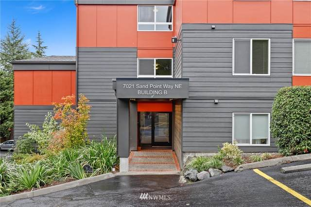 7001 Sand Point Way NE B116, Seattle, WA 98115 (#1842651) :: Lucas Pinto Real Estate Group