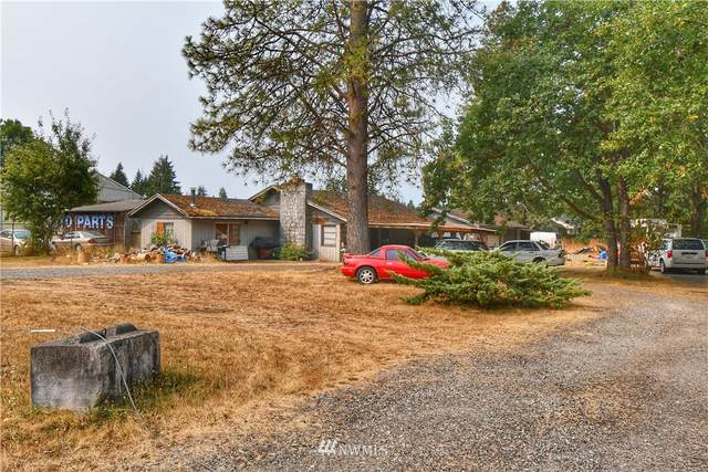 0 Lot 49 Old Hwy 99, Centralia, WA 98531 (#1842666) :: Pacific Partners @ Greene Realty