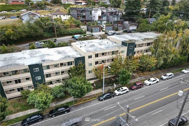 4800 Fauntleroy Way SW #305, Seattle, WA 98116 (#1842681) :: Icon Real Estate Group