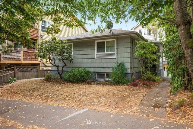 929 N 35th Street, Seattle, WA 98103 (#1842691) :: Ben Kinney Real Estate Team