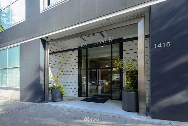 1415 2nd Avenue #1007, Seattle, WA 98101 (#1842704) :: Urban Seattle Broker