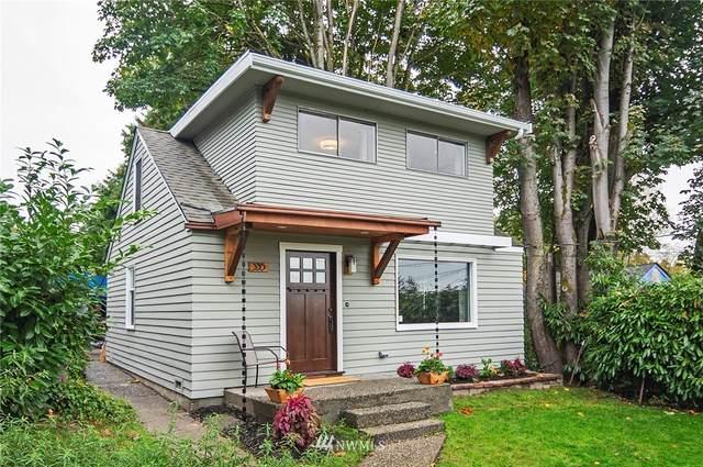 335 NE 94th Street, Seattle, WA 98115 (#1842705) :: Keller Williams Western Realty