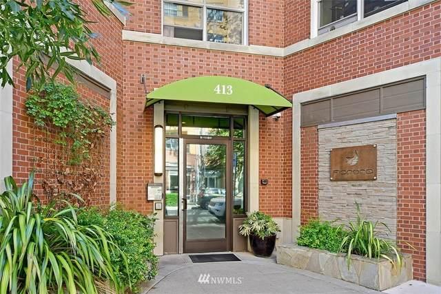 413 NE 70th Street #329, Seattle, WA 98115 (#1842712) :: Pickett Street Properties