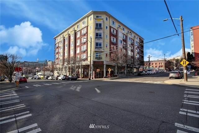 668 S Lane Street #502, Seattle, WA 98104 (#1842747) :: Commencement Bay Brokers