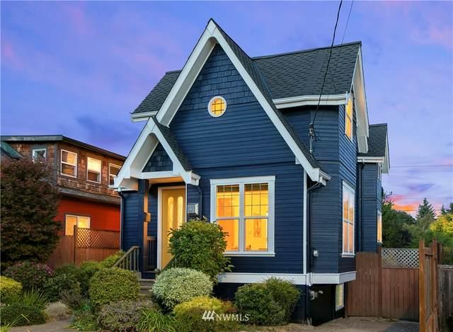 6722 Division Avenue NW, Seattle, WA 98117 (#1842886) :: The Shiflett Group