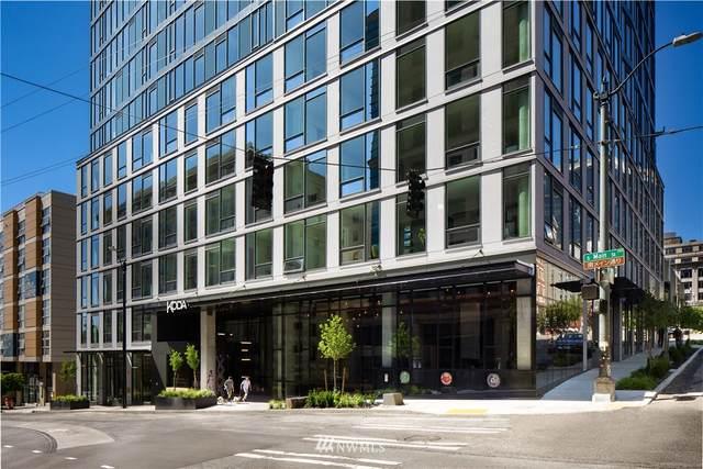 450 S Main Street #1301, Seattle, WA 98104 (#1842920) :: Neighborhood Real Estate Group