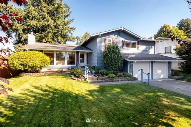 3306 S 256th Street, Kent, WA 98032 (#1842996) :: Icon Real Estate Group