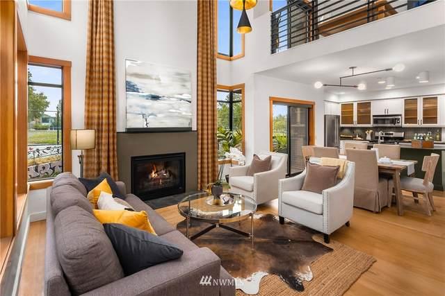 1605 E Pike Street #203, Seattle, WA 98122 (#1843000) :: Franklin Home Team