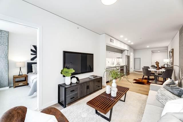 450 S Main Street #215, Seattle, WA 98104 (#1843059) :: Neighborhood Real Estate Group