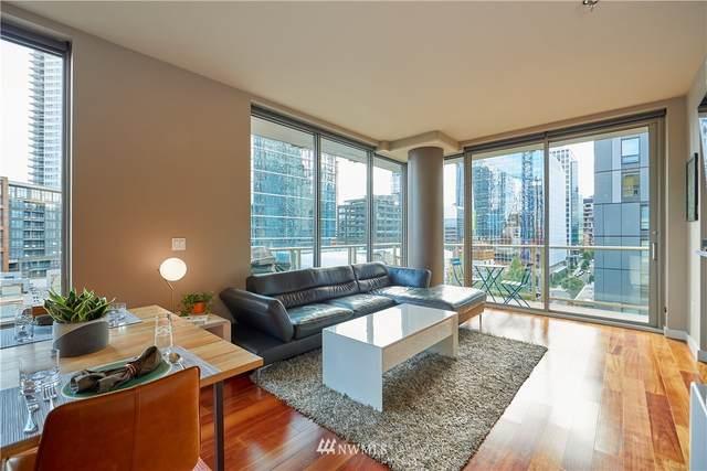 910 Lenora Street #1103, Seattle, WA 98121 (#1843158) :: Urban Seattle Broker