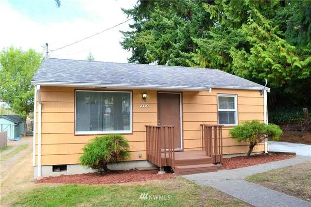 2110 SW 104th Street, Seattle, WA 98146 (#1843211) :: Icon Real Estate Group