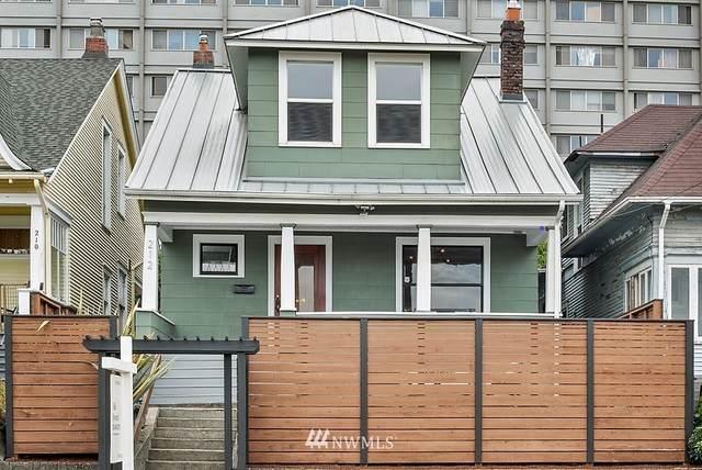 212 17th Avenue S, Seattle, WA 98144 (#1843224) :: Icon Real Estate Group
