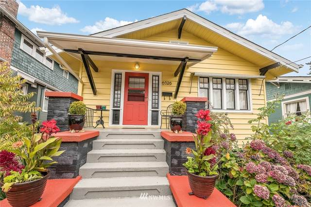 6526 4th Avenue NW, Seattle, WA 98117 (#1843253) :: The Snow Group