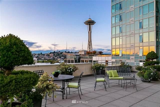 2600 2nd Avenue #1506, Seattle, WA 98121 (#1843277) :: Alchemy Real Estate