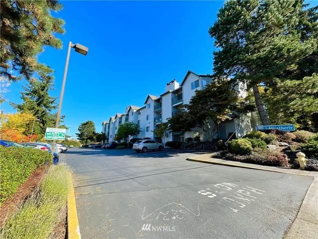 1522 NE 175th Street #206, Shoreline, WA 98155 (#1843306) :: Franklin Home Team