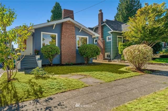 343 N 81st Street, Seattle, WA 98103 (#1843332) :: Franklin Home Team
