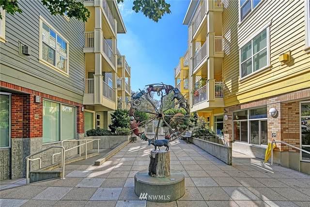 2901 NE Blakeley Street #233, Seattle, WA 98105 (#1843363) :: Pacific Partners @ Greene Realty