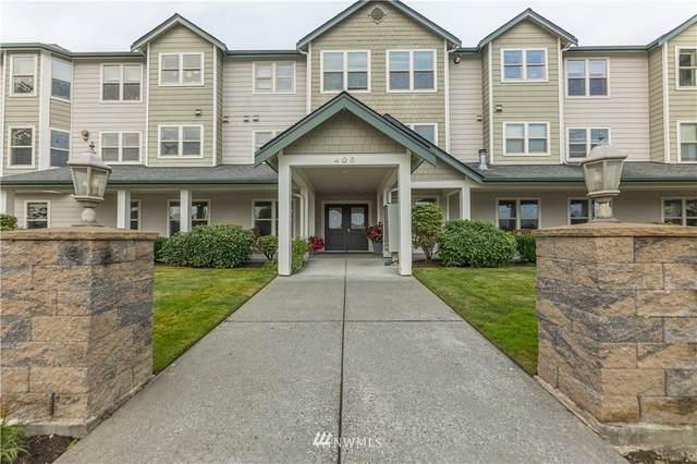 406 Wood Street #205, Snohomish, WA 98290 (#1843379) :: Pacific Partners @ Greene Realty