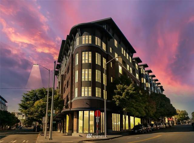 5440 Leary Avenue NW #509, Seattle, WA 98107 (#1843385) :: Franklin Home Team
