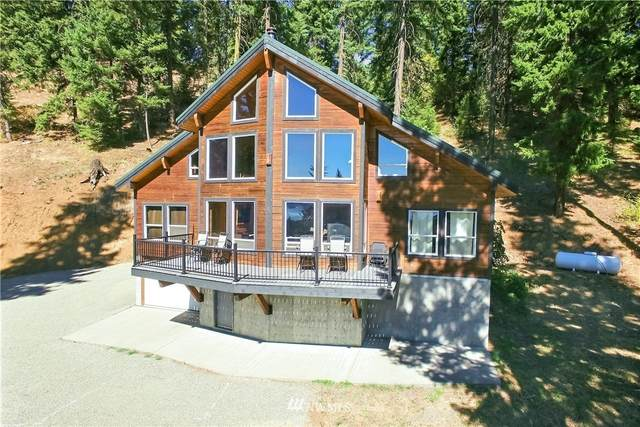 900 Lake Forest Drive, Ronald, WA 98940 (MLS #1843405) :: Nick McLean Real Estate Group