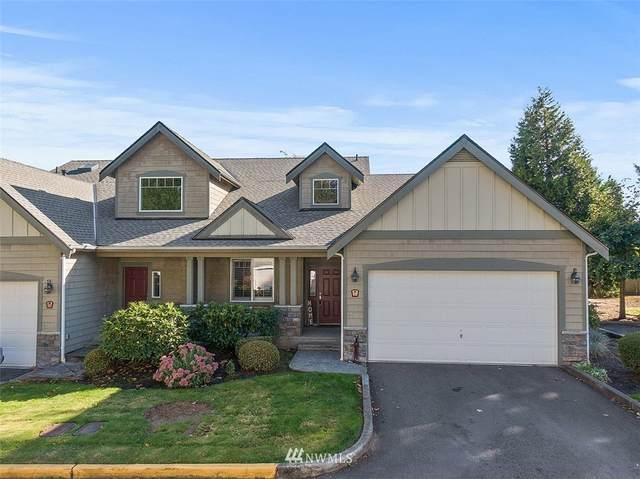16526 SE 256th Street A2, Covington, WA 98042 (#1843474) :: Keller Williams Western Realty