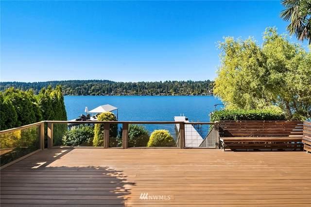 6033 Hazelwood Lane SE, Bellevue, WA 98006 (#1843510) :: Pacific Partners @ Greene Realty