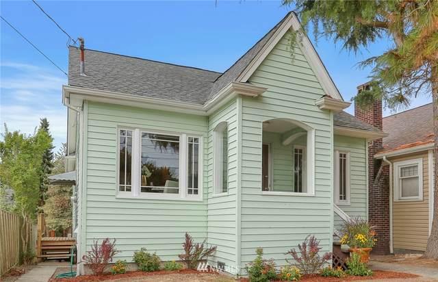7811 3rd Avenue NW, Seattle, WA 98117 (#1843511) :: Neighborhood Real Estate Group
