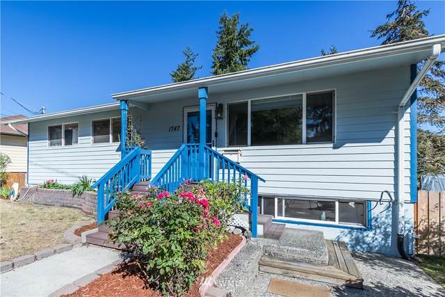 1747 S Proctor Street, Tacoma, WA 98405 (#1843525) :: Franklin Home Team