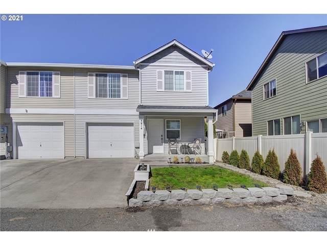 7914 NE 61st Circle, Vancouver, WA 98662 (#1843670) :: The Kendra Todd Group at Keller Williams