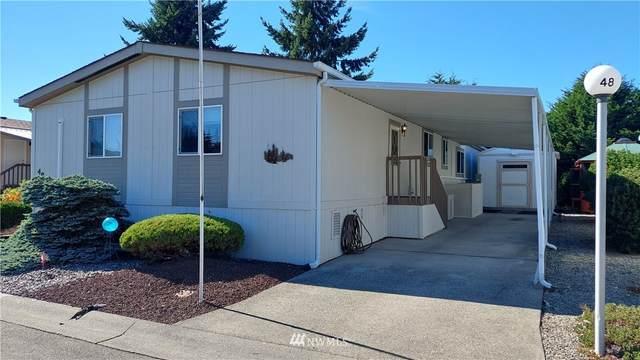 1427 100th Street SW #48, Everett, WA 98204 (#1843674) :: Hao Dang and Associates