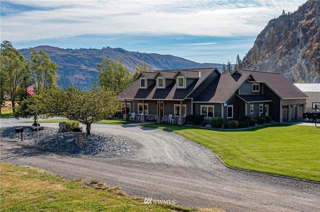 26 Big Boulder Lane, Chelan, WA 98816 (#1843725) :: Franklin Home Team