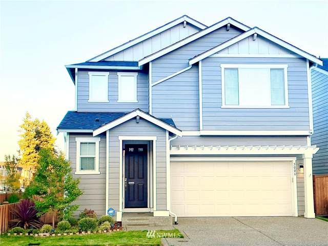 5006 SE Kenrick Street, Lacey, WA 98503 (#1843741) :: Home Realty, Inc