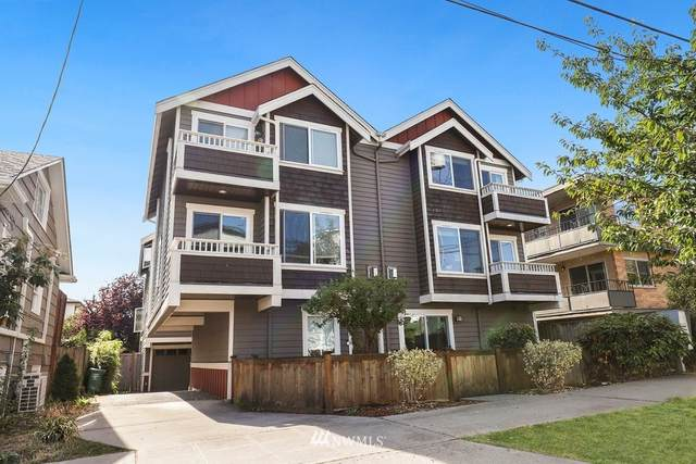 1415 NW 61st Street B, Seattle, WA 98107 (#1843752) :: Franklin Home Team