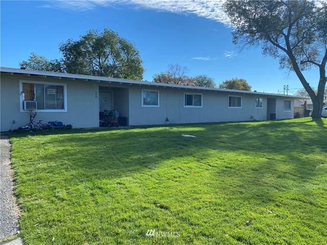 210 212 Carswell Drive, Moses Lake, WA 98837 (MLS #1843842) :: Reuben Bray Homes