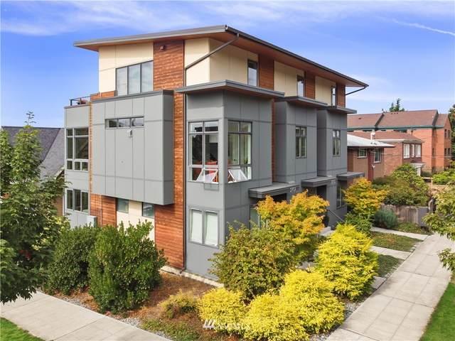 2703 Franklin Avenue E, Seattle, WA 98102 (#1843849) :: Ben Kinney Real Estate Team