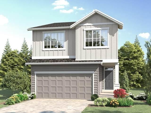 18769 108th Avenue E #604, Puyallup, WA 98374 (#1843858) :: Ben Kinney Real Estate Team