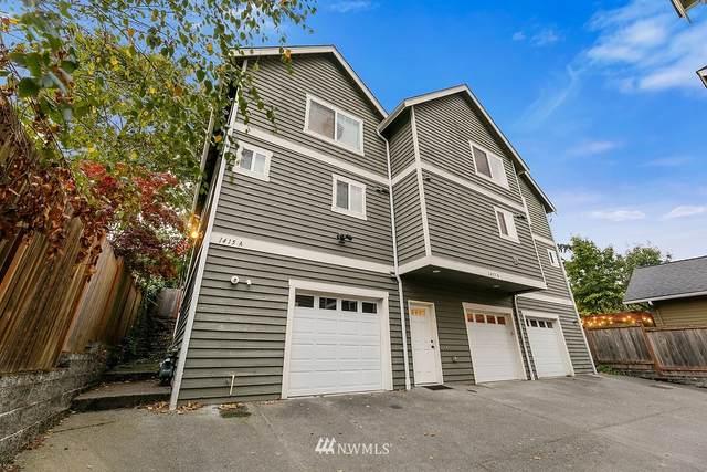 1415 25th Avenue B, Seattle, WA 98122 (#1843926) :: The Robinett Group